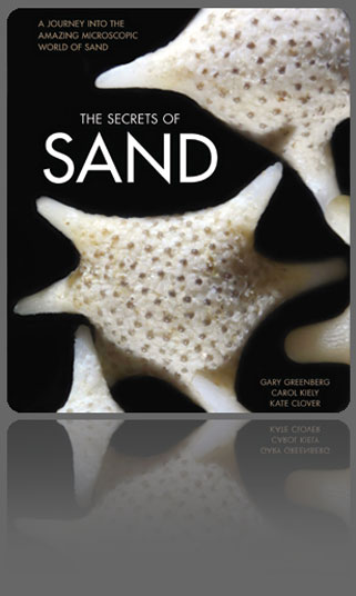 The Secrets of Sand by Dr. Gary Greenberg